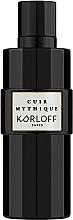 Kup Korloff Paris Cuir Mythique - Woda perfumowana