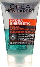 Kup Peeling odblokowujący pory dla mężczyzn - L'Oreal Paris Men Expert Hydra Energetic Unclogging Pore Scrub