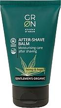 Kup Balsam po goleniu - GRN Gentlemen's Organic Hemp & Hop After-Shave Balm