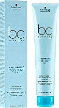 Kup Nawilżający krem do normalnych i suchych włosów kręconych - Schwarzkopf Professional BC Bonacure Hyaluronic Moisture Kick Curl Power 5