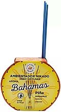 Kup Patyczki zapachowe Ananas - La Casa de Los Aromas Bahamas Pineapple Reed Diffuser