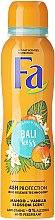 Kup Odświeżający antyperspirant w sprayu Mango i wanilia - Fa Bali Kiss Anti-Perspirant