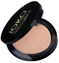 Kup Puder w kompakcie - Joko Finish Your Make-Up Compact Powder