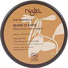Kup Organiczne masło shea Wanilia - Najel Shea Butter Vanilla