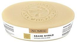 Kup Naturalne szare mydło w kostce - Stara Mydlarnia Body Mania Hypoallergenic Natural Soap