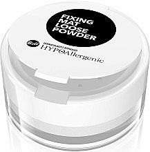 Kup Hipoalergiczny sypki puder utrwalająco-matujący - Bell HYPOAllergenic Fixing Mat Loose Powder