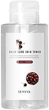Kup Odżywczy tonik do twarzy z ekstraktem z czarnej wiśni - Eunyul Daily Care Skin Toner Black Cherry
