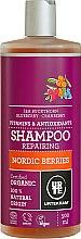 Organiczny szampon naprawczy do włosów Nordyckie jagody - Urtekram Nordic Berries RepairingShampoo — фото N3