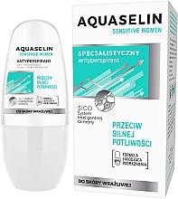 Kup PRZECENA! Specjalistyczny antyperspirant w kulce - Aquaselin Sensitive *