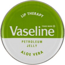 Kup Wazelina do ust Aloes - Vaseline Lip Therapy Aloe Vera Lips Balm