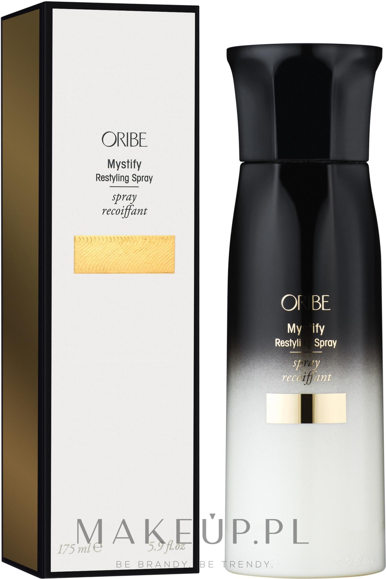 Spray restylizujący do włosów - Oribe Gold Lust Mystify Restyling Spray — фото 175 ml