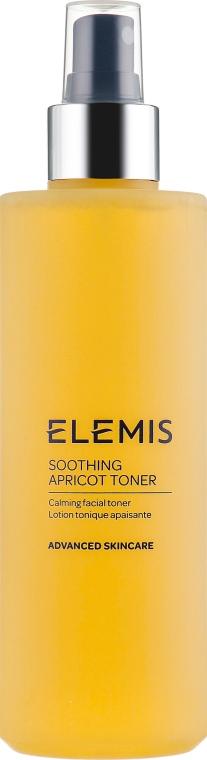 Kojący tonik do twarzy - Elemis Soothing Apricot Toner — фото N2