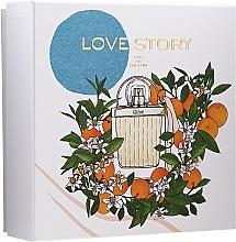 Kup Chloe Love Story - Zestaw (edp 50 ml + b/lot 100 ml)