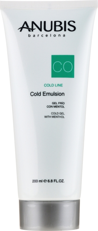 Chłodząca emulsja do stóp - Anubis Cold Line Emulsion — фото N2