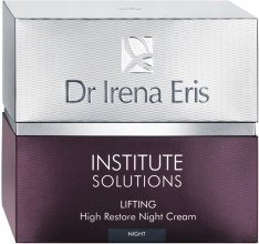 Kup Krem liftingujący do twarzy na noc - Dr Irena Eris Institute Solutions Lifting High Restore Night Cream