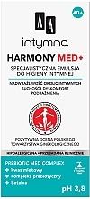 Kup Specjalistyczna emulsja do higieny intymnej ph 3,8 - AA Intymna Advanced Med+ Harmony
