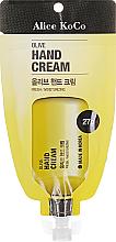 Kup PRZECENA! Oliwkowy krem do rąk - Alice Koco Olive Hand Cream *
