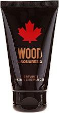 Zestaw dla mężczyzn - DSQUARED2 Wood Pour Homme (edt 50 ml + sh/gel 50 ml + ash/balm 50 ml) — фото N3