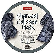 Kup Węglowa maska kolagenowa w płachcie - Purederm Charcoal Collagen Mask