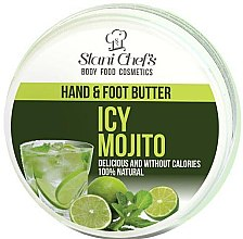 Kup Masło do rąk i stóp Lodowe mojito - Stani Chef's Icy Mojito Hand & Foot Butter