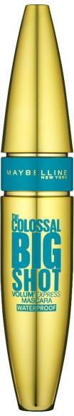 Wodoodporny tusz do rzęs - Maybelline The Colossal Big Shot Waterproof Mascara