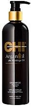 Kup Szampon odbudowujący włosy z olejem arganowym - CHI Argan Oil Plus Moringa Oil Shampoo