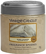 Kup Perełki zapachowe - Yankee Candle Warm Cashmere Fragrance Spheres