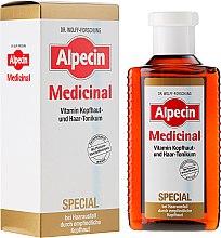 Kup Tonik do wrażliwej skóry głowy - Alpecin Medicinal Special Vitamin Scalp And Hair Tonic