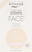 Kup Paski z zimnym woskiem do depilacji twarzy i delikatnych stref - Byphasse Cold Wax Strips Face & Delicate Areas For Sensitive Skin