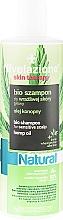 Kup Bioszampon do wrażliwej skóry głowy Olej konopny - Farmona Nivelazione Skin Therapy Natural Bio Shampoo