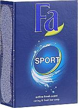 Kup Energetyzujące mydło w kostce dla mężczyzn - Fa Energizing Sport Active Fresh Bar Soap