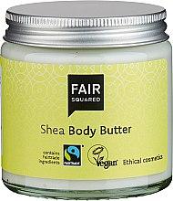 Kup Masło Shea do ciała - Fair Squared Body Butter Shea