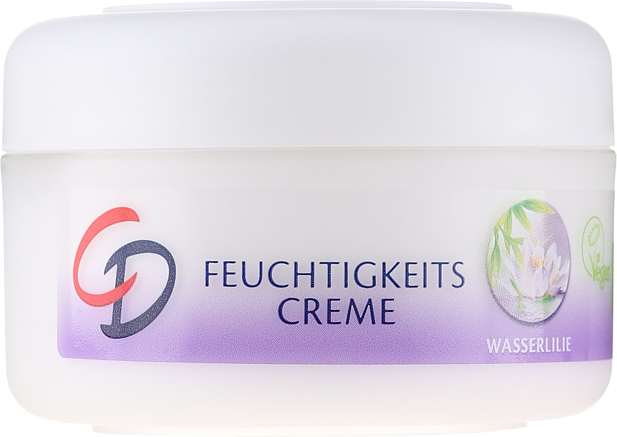 Krem do ciała Lilia Wodna - CD Body Cream