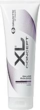 Kup Ochronny balsam przeciw żółtym odcieniom włosów Jabłko i słonecznik - Grazette XL Concept Silver Balsam
