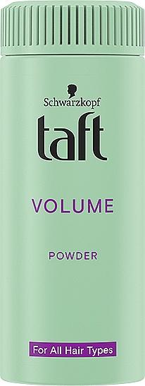 Puder do włosów nadający objętość - Schwarzkopf Taft Volumen