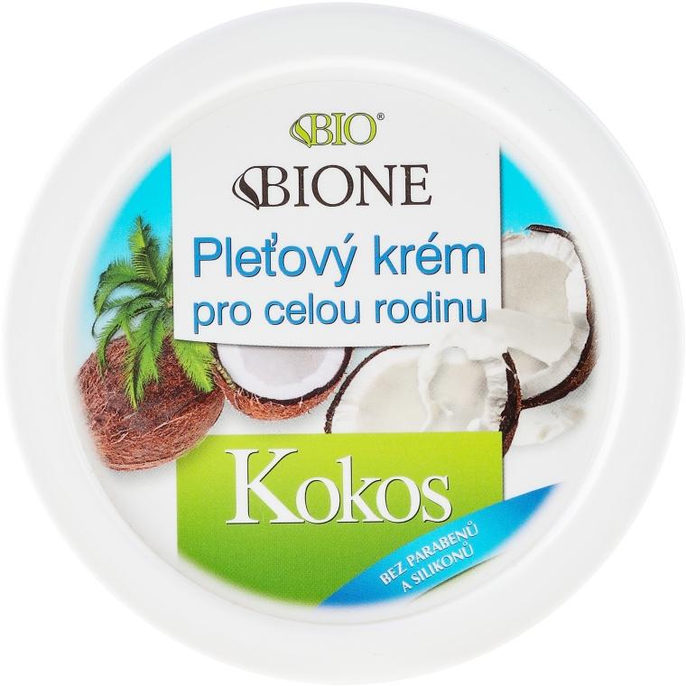 Uniwersalny krem Kokos - Bione Cosmetics Coconut Skin Cream