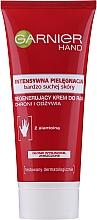 Kup Regenerujący krem do rąk - Garnier Intensive Care Very Dry Skin Regenerating Hand Cream