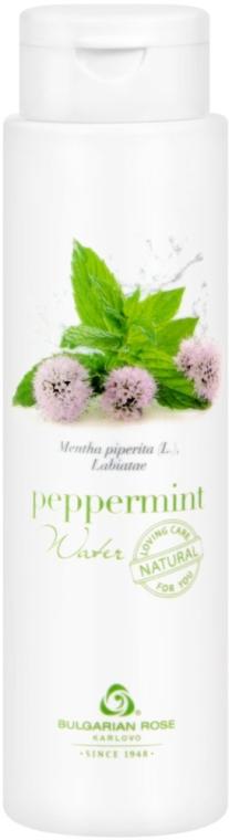 Hydrolat mięty pieprzowej - Bulgarian Rose Peppermint Water
