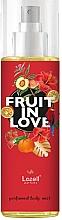 Kup Perfumowany spray do ciała - Lazell Fruit In Love