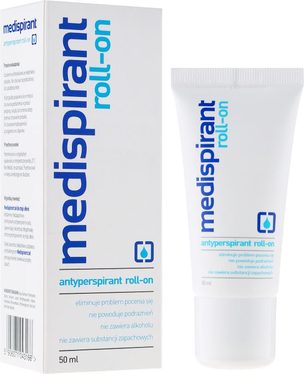 Antyperspirant roll-on - Medispirant Roll-On