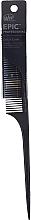 Kup Szczotka do włosów, czarna - Wet Brush Pro Epic Carbonite Tail Comb