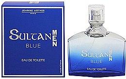 Kup Jeanne Arthes Sultan Blue For Men - Woda toaletowa