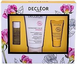 Kup Zestaw - Decléor Harmonie Gift Set (mask 50 ml + serum 5 ml + balm 2,5ml)
