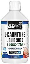 Kup Suplement diety w płynie L-Karnityna z zieloną herbatą - L-Carnitine Liquid 3000 & Green Tea, Sour Apple