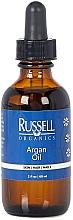 Kup Olej arganowy do włosów, skóry i paznokci - Russell Organics Argan Oil