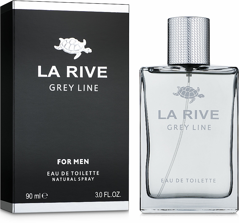La Rive Grey Line - Woda toaletowa