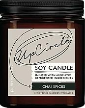 Kup Zapachowa świeca sojowa - UpCircl Chai Spices