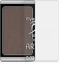 Kup Puder do brwi - Artdeco Eye Brow Powder
