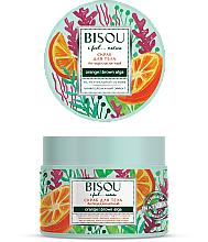 Kup Antycellulitowy peeling do ciała - Bisou I feel... Nature Anti-Cellulite Body Scrub Orange & Brown Algae