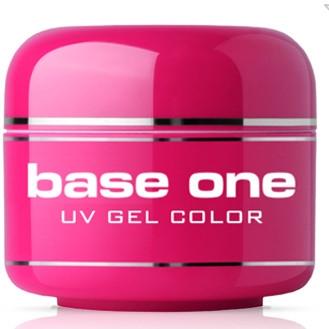 Bezkwasowy jednofazowy żel UV do paznokci - Silcare Base One Color Pastel Big